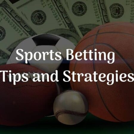 Sportsbook Tips