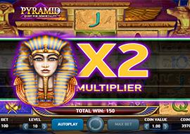 Multipliers  Slots